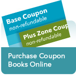 Purchase Coupon Books Online