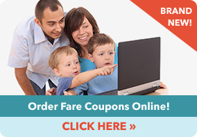 Order Fare Coupons Online